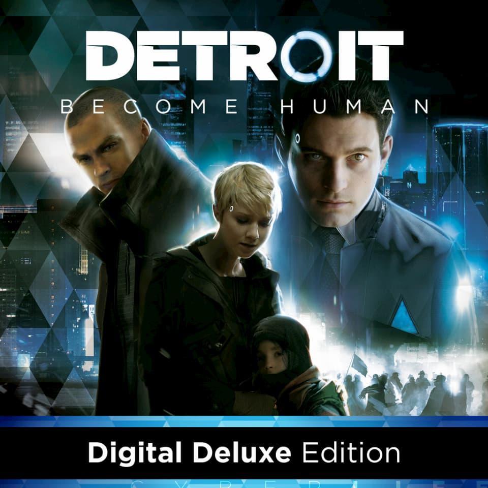 Detroit: Become Human デジタルデラックスエディション