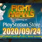 36155動物たちの激闘「Fight of Animals」の新作大乱闘ゲーム「Fight of Animals: Arena」発表!