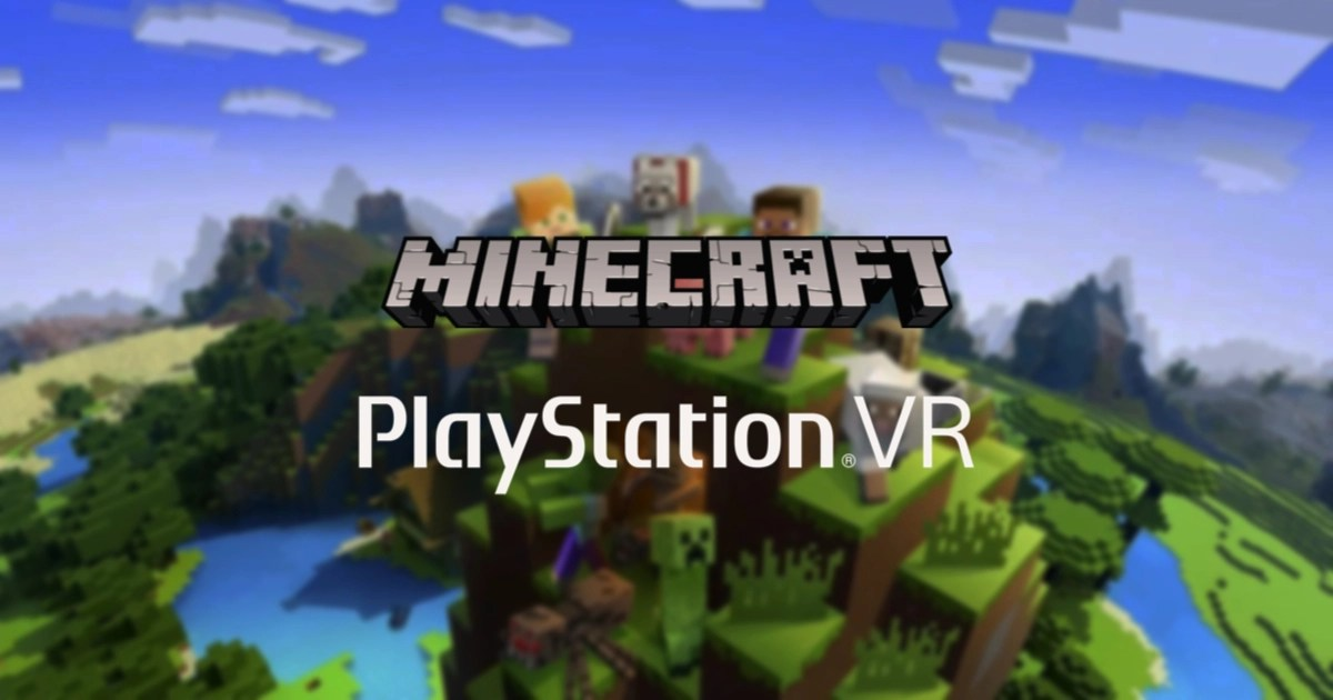 PS4版「Minecraft」預計在9月中更新支援PS VR!