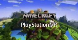 PS4版「Minecraft」が9月中に実施予定のアップデートでPS VRに対応!
