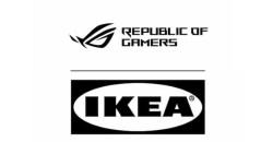 ROGとIKEAがまさかのコラボ!ゲーミング家具の開発を発表!