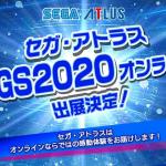 34173「SQUARE ENIX PRESENTS at TGS 2020 Online」特設サイトをオープン!タイトルや配信スケジュール公開!