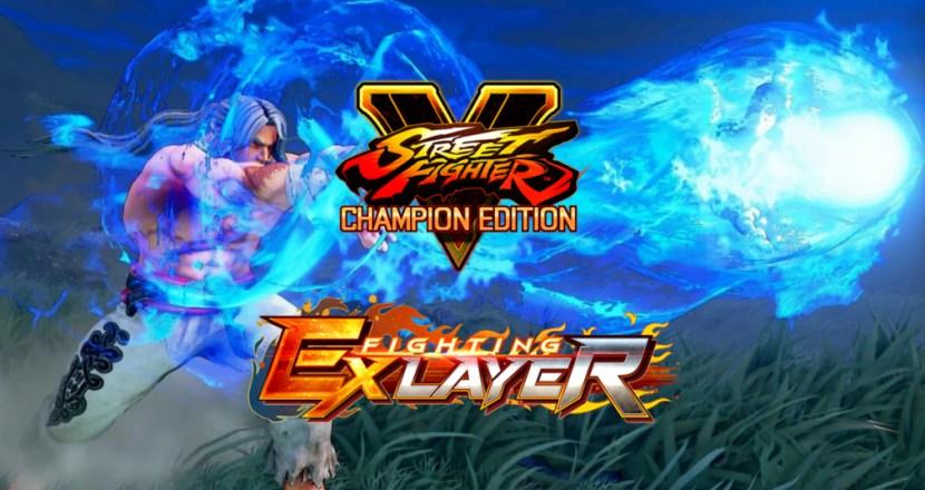 ストVに「FIGHTING EX LAYER」からコラボコスチューム登場!リュウが「カイリ」になる!