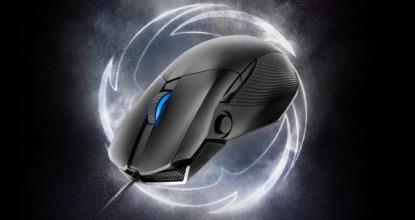 高性能ゲーミングマウスの有線版!お買い得価格の「ROG Chakram Core」発売決定!