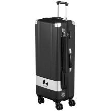 Bauhutte スリムスーツケース BCK-800-BK ブラック 約61リットル