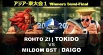 「Capcom Pro Tour Online 2020」の「アジア-東大会1」試合動画11本が公式YouTubeチャンネルに公開!