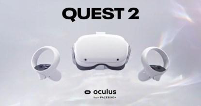 VRヘッドセット期待の新機軸「Oculus Quest 2」がついに明日発売!