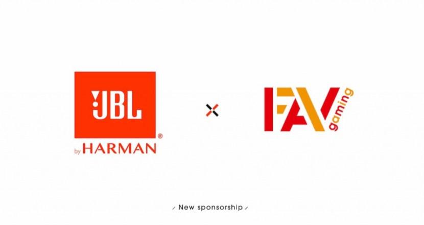 「JBL Quantum」シリーズが当たる記念キャンペーン開催!JBLとFAV gamingがスポンサーシップ契約を締結
