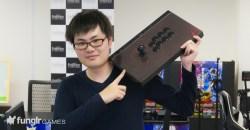 MADCATZ新作アケコン「EGO Arcade Stick」をfunglr GamesストVプレイヤーがレビュー!