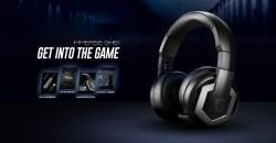 ハイレゾ対応!MSIがオンキヨーの40mmドライバーを採用したゲーミングヘッドセット「IMMERSE GH61」を発売!