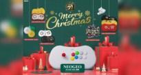 クリスマス商戦に殴り込み!「NEOGEO Arcade Stick Pro」のクリスマス限定セット発売決定!