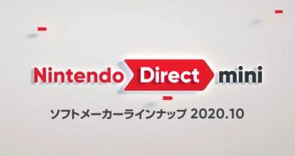 「Nintendo Direct mini Partner Showcase 2020.10」發布!薩爾達無雙體驗版開放下載!