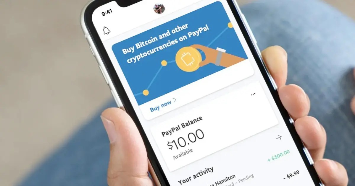 ゲームも仮想通貨で買えちゃう?PayPalが暗号通貨に対応!ビットコイン・イーサリアム・ライトコインなどに対応!