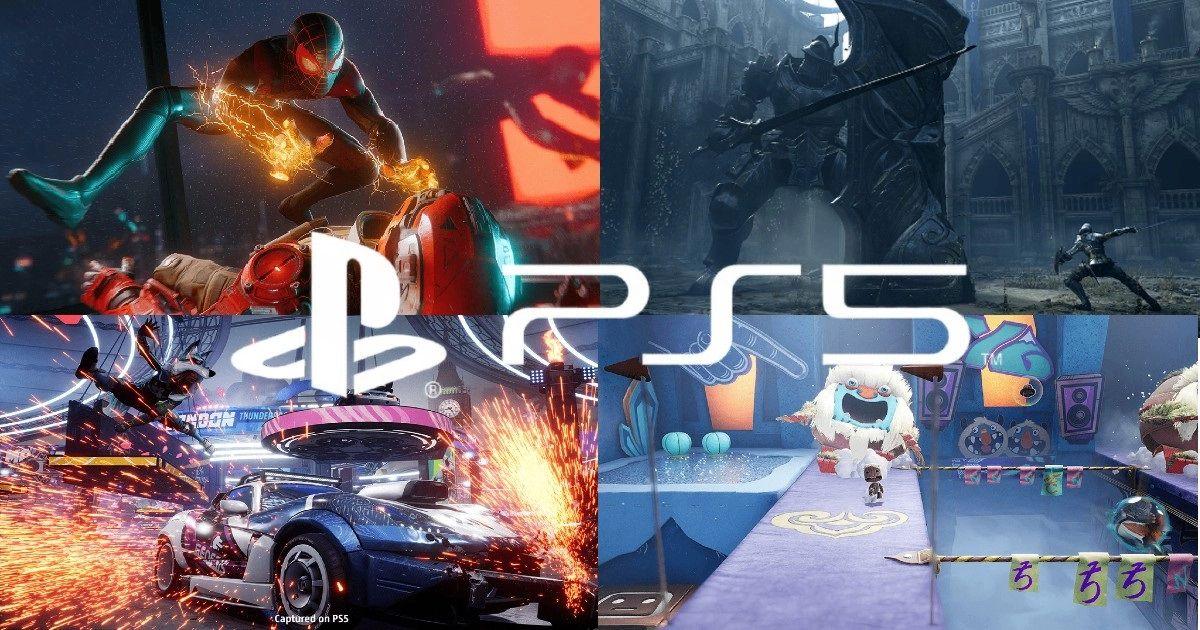 PS5と同時に発売される4作品の予約が開始!各ソフトの予約・早期購入特典も公開