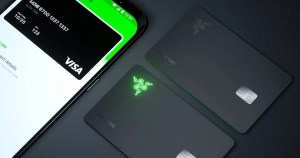 The first illuminated prepaid card - RazerCard