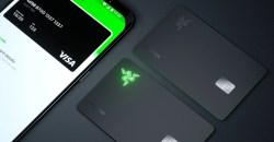 ついに出ちゃった!世界初の決済時にロゴが光るプリペイドカード「RazerCard」発表!