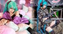 【後編】「セガ・アトラス TGS2020オンライン コスプレコンテスト」に出場したコスプレイヤー「猫宮のえる」さんのコスプレ特集!