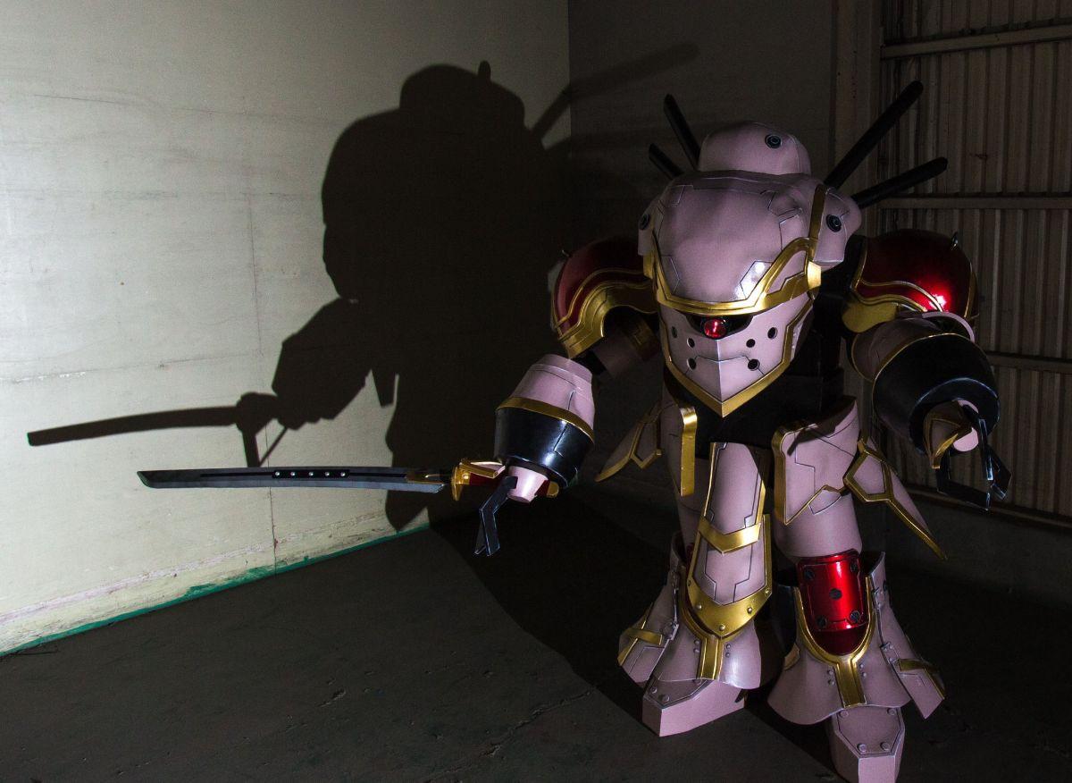 霊子戦闘機・無限