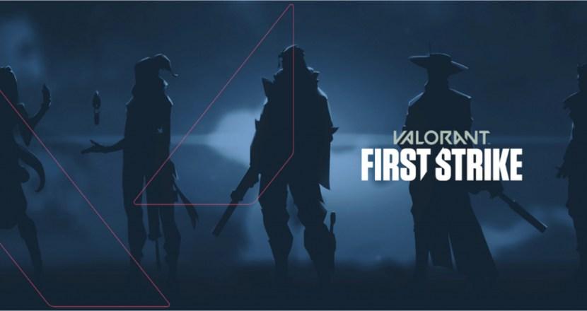 賞金総額500万円!世界各地でVALORANTのチャンピオンを決める初の公式大会「FIRST STRIKE」開催!