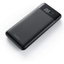 AUKEY モバイルバッテリー 10000mAh 急速充電可能