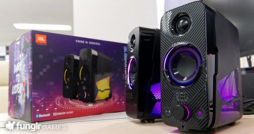 視覺與聽覺的饗宴!JBL的首款電競音響「JBL Quantum Duo」評測!