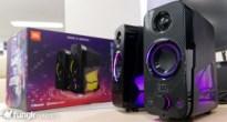 JBLの光るゲーミングスピーカー!見た目も音も大満足な「JBL Quantum Duo」をレビュー!