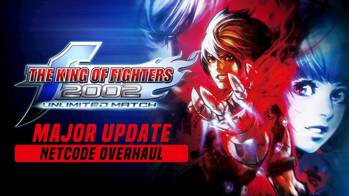 THE KING OF FIGHTERS 2002 UNLIMITED MATCH 大型アップデート