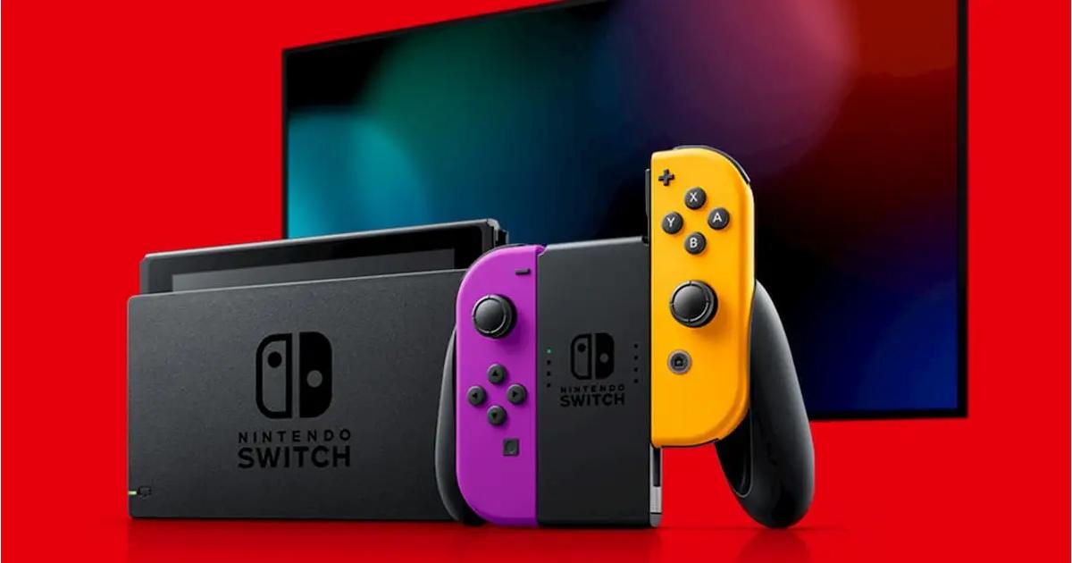 Nintendo TOKYOで「Nintendo Switch ネオンパープル・ネオンオレンジ」のWEB限定抽選予約受付中!