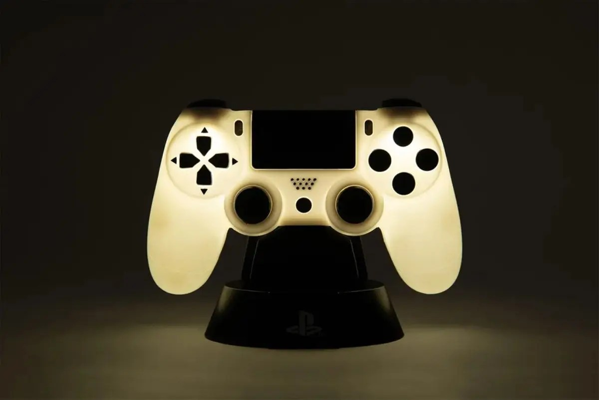 4th Gen Controller Light / PlayStation