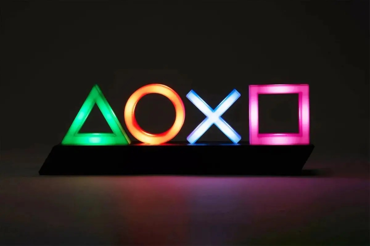 Icons Light / PlayStation