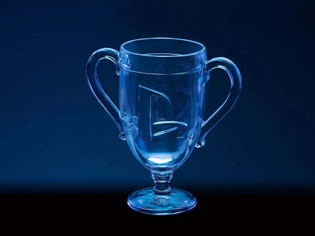Trophy Glass / PlayStation