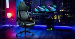 Razer初のエルゴノミックゲーミングチェア「Razer Iskur」の日本発売が決定