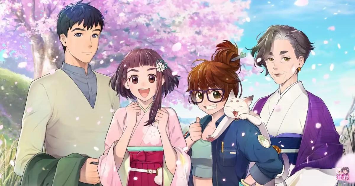櫻花革命「連續動畫 第三彈 大石、率領眾人吧」公開!上市日終於確定!