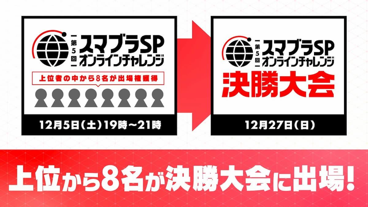第5回 スマブラSP オンラインチャレンジ 決勝大会
