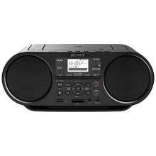 ソニー CDラジオ Bluetooth/FM/AM/ワイドFM対応 ZS-RS81BT