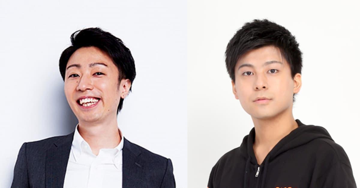 シンイチロォ(左)・トンピ?(右)