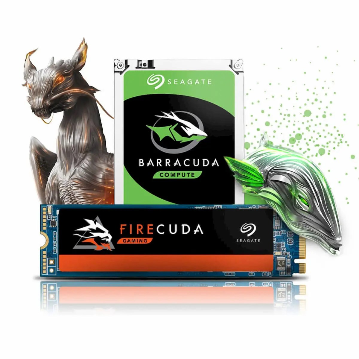 Seagate BarraCuda 1TB SSD