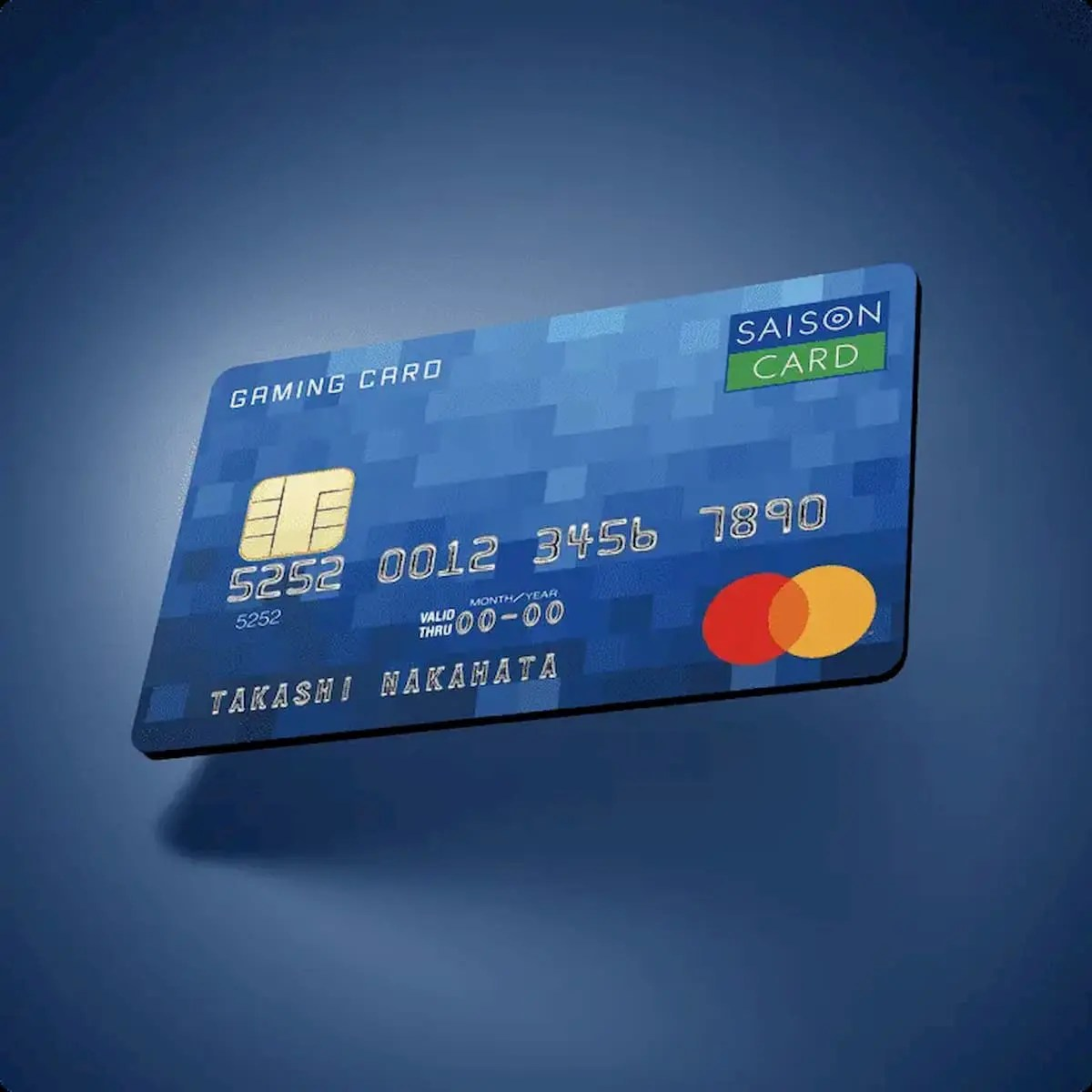 「GAMING CARD」イメージ