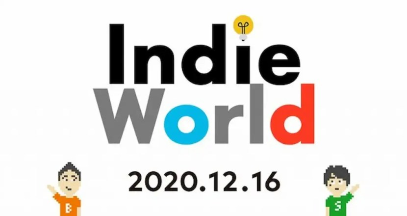 Nintendo Switchの最新インディーゲーム情報を紹介する「Indie World 2020.12.16」放送決定!