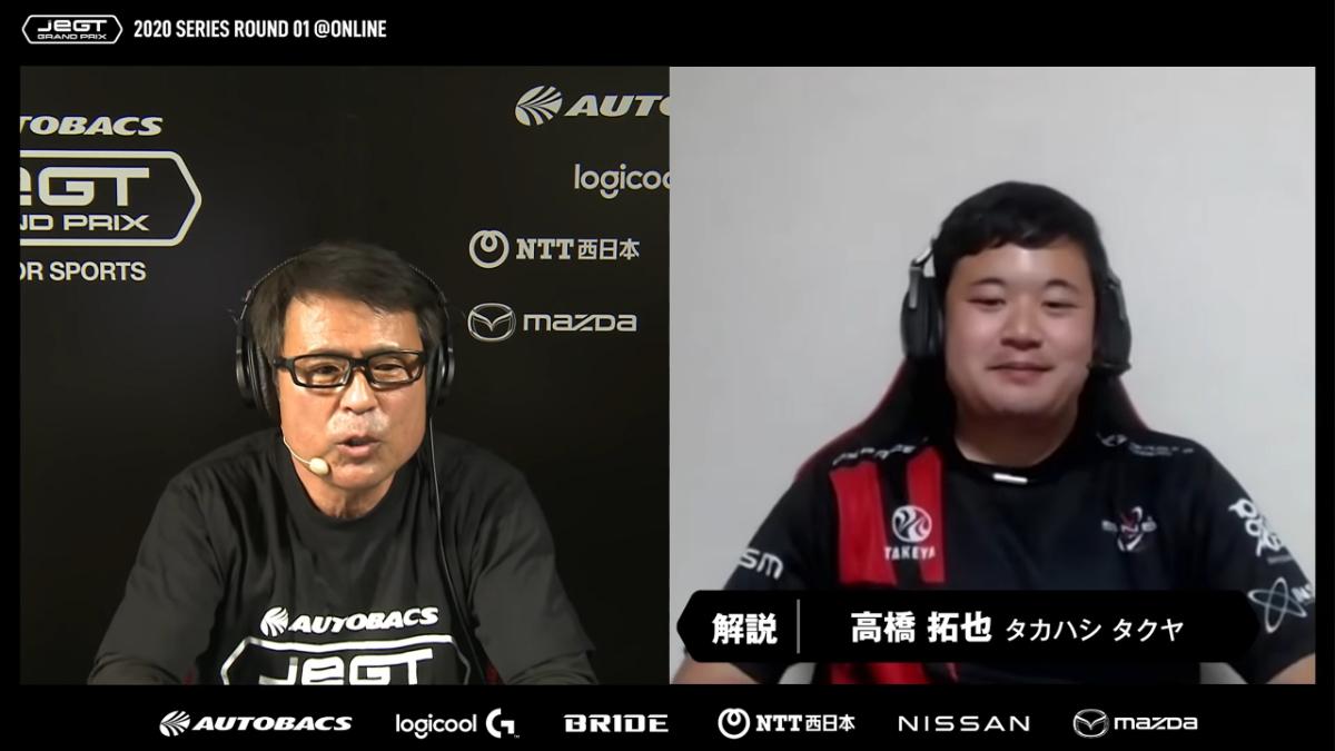 鈴木学氏(左)、高橋拓也氏(右)