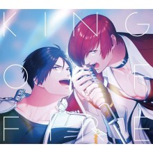 KING OF FIRE(初回限定盤)/THE KING OF FIGHTERS for GIRLS