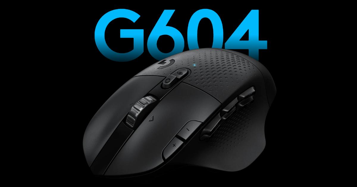 ワイヤレスマウス「G604」