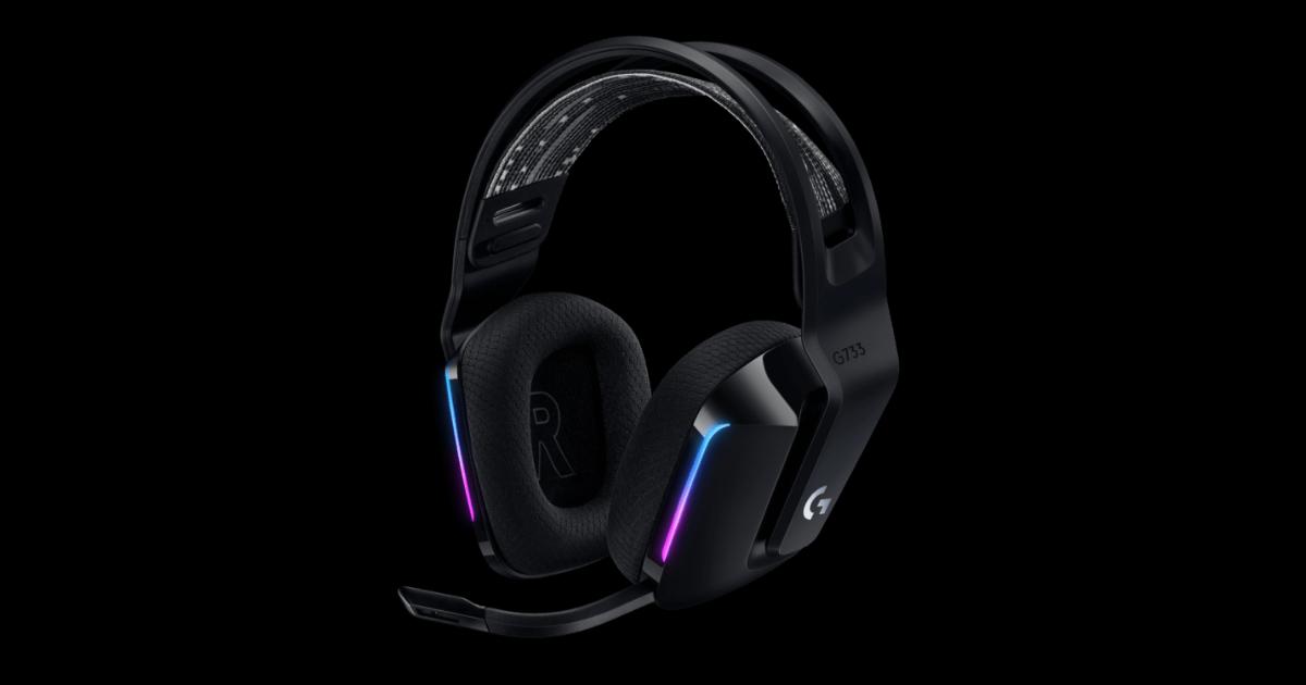 ワイヤレスヘッドセット「G733」
