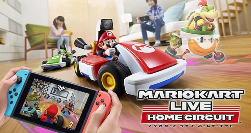【速報】マイニンテンドーストアで「マリオカート ライブ ホームサーキット」の在庫が復活!