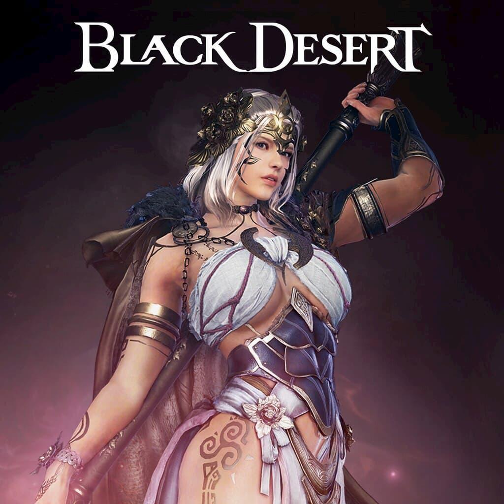 Black Desert 黒い砂漠