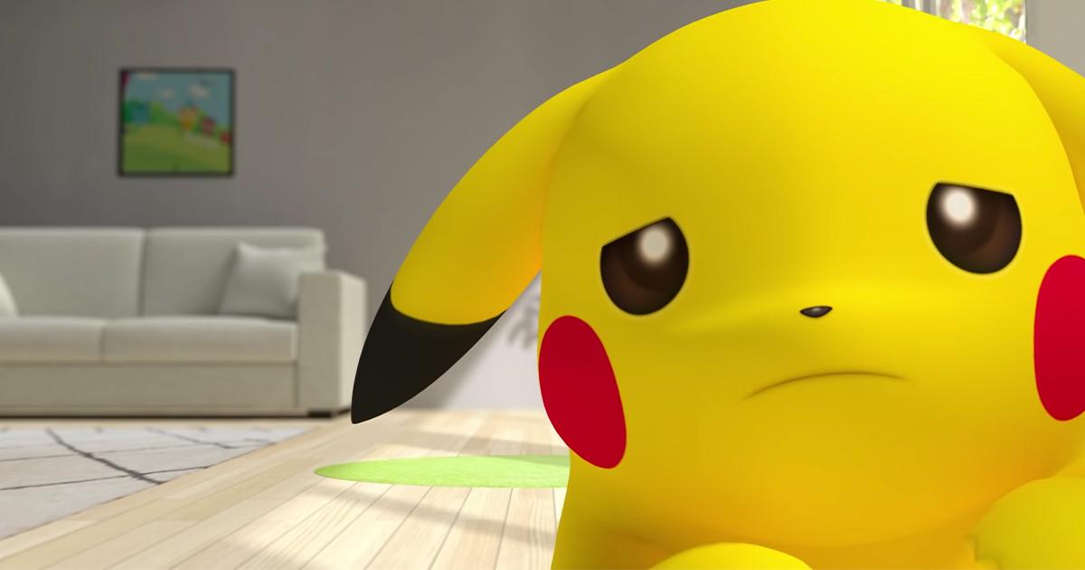 ピカチュウASMRが可愛すぎる!ポケモン公式YouTubeチャンネルに「おへやにピカチュウ Pikachu by the Patio」公開!