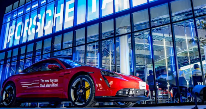 ポルシェジャパン主催のeレーシング大会「Porsche Esports Racing Japan Season 2」を観戦してきた