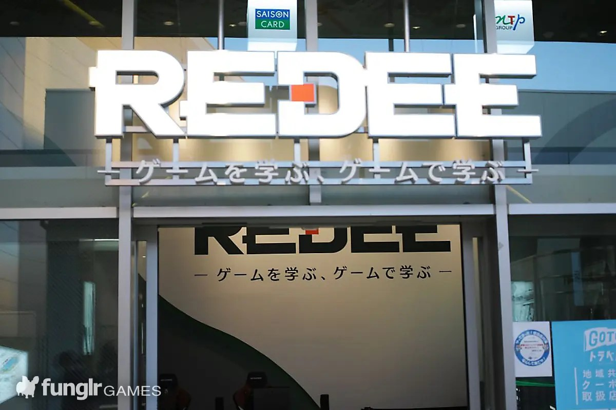 eスポーツ体験施設「REDEE WORLD」