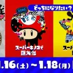 43131本日23時!「スーパーマリオ 3Dワールド + フューリーワールド」の最新映像公開!