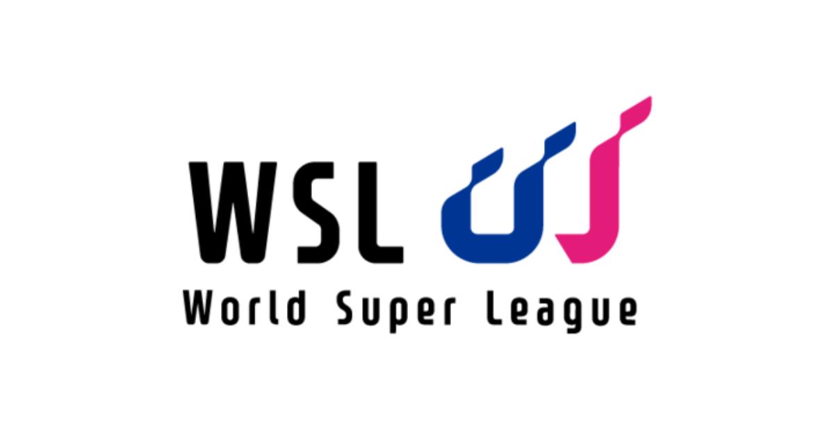 株式会社テクノブラッドが新しいグローバルeスポーツ大会「World Super League(WSL)」の開催を発表!賞金規模は約5,000万円!